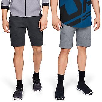 Under Armour Mens Ostoppbar 2X Sticka Ljus Fleece Stretch Training Shorts