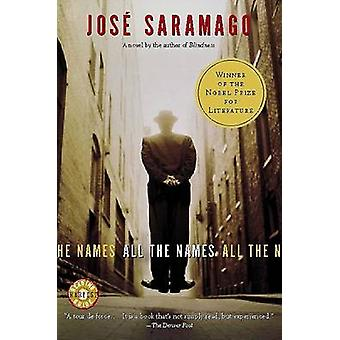 All the Names by Jose Saramago - Margaret Jull Costa - 9780156010597