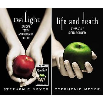 Twilight Tenth Anniversary/Life and Death Dual Edition by Stephenie M