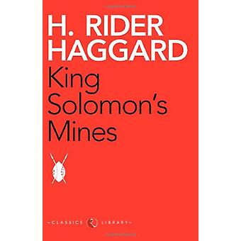 King Solomon's Mines by H. Rider Haggard - 9788129120359 Book