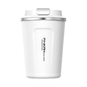 Stainless Steel Tumbler-White