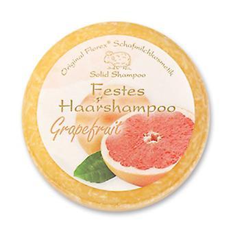 Florx feest haar shampoo grapefruit met schapenmelk verpakt in folie 58 g