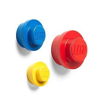 LEGO 3 Piece Vægbøjle sæt