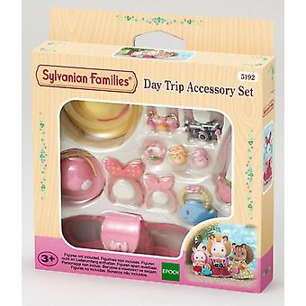 Sylvanian Families dag reis accessoire Set