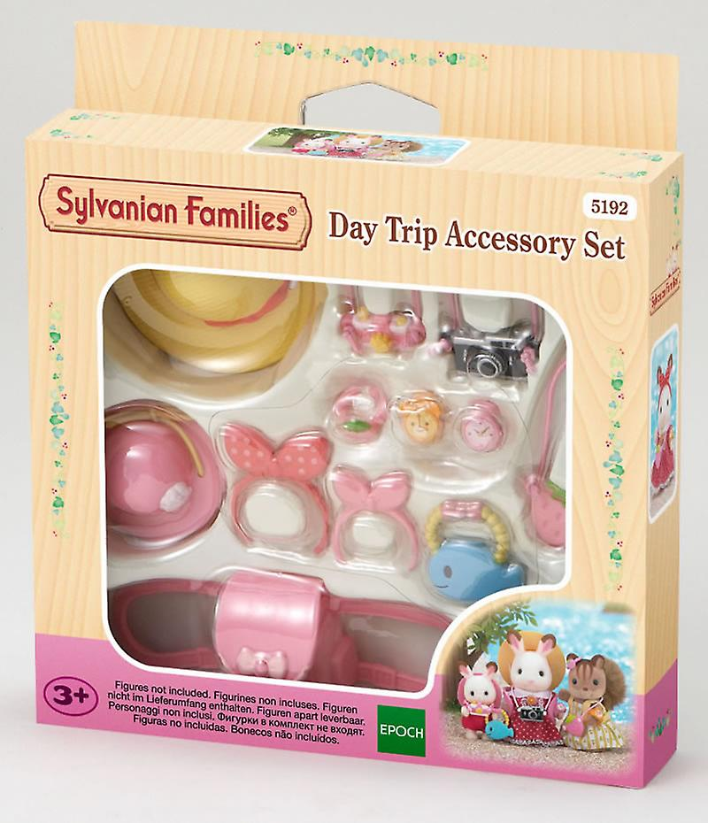 Sylvanian Families Day Trip Accessory Set