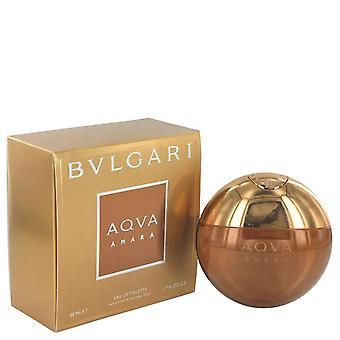 Bvlgari aqua amara eau de toilette spray by bvlgari 510991 50 ml