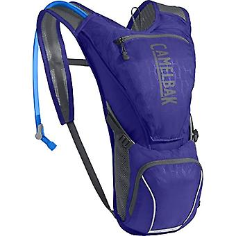 CamelBak Aurora - Unisex-Adult Hiking Backpack - Purple/Grey - 2.5 L