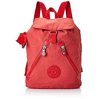 Kipling Fundamental - Women's Backpacks - Red (Spicy Red C) - 15x24x45 cm (W x H x L)