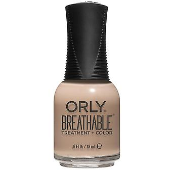 Orly ADEMENDE behandeling + Color-down to Earth (20951) 18ml