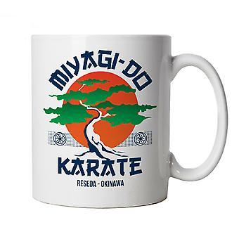 Miyagi Do Karate Kid Movie Inspired, Mug - Martial Arts Gift Him Dad Her Mum