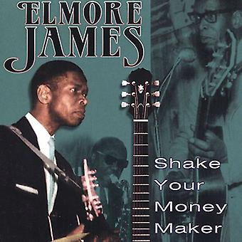 Elmore James - Shake Your Money Maker [CD] USA import