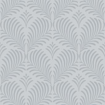 Paloma Glitter Leaf Wallpaper Rasch