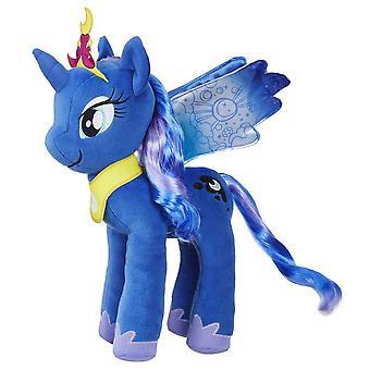 Min lille pony prinsesse Luna enhjørning Big udstoppet dyr plys legetøj 36cm
