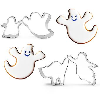 4PC HALLOWEEN AUSSTECHER
