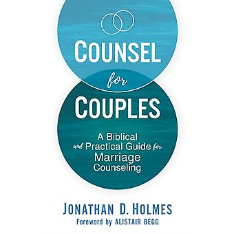 Counsel for Couples by Holmes Jonathan