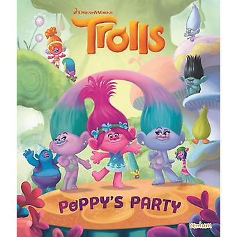 Trolls  Poppys Party Picture Book