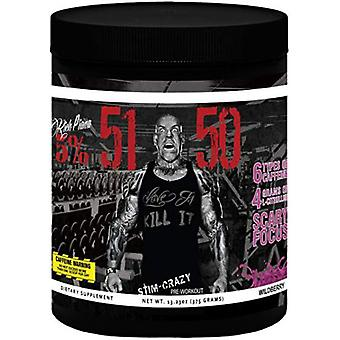 5% Nutrition Supplement Pre-stimulant 375 gr