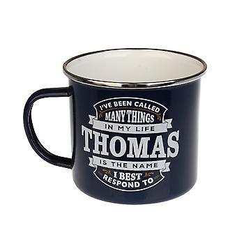 Historia & Heraldry Thomas Tin Mug 85