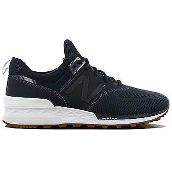 New Balance Lifestyle MS574EMB Herren Schuhe Blau Sneaker Sportschuhe