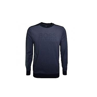 Hugo Boss Leisure Wear Men's Dark Blue Sweatshirt