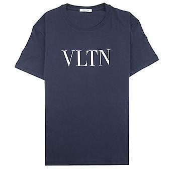 Valentino VLTN T-shirt Navy
