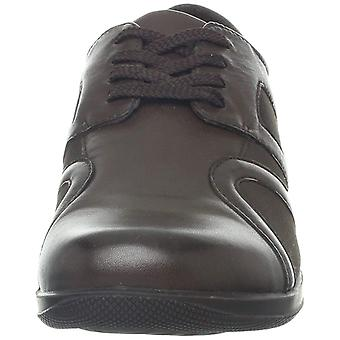 SoftWalk Womens Topeka Leather Low Top Lace Up Fashion Sneakers