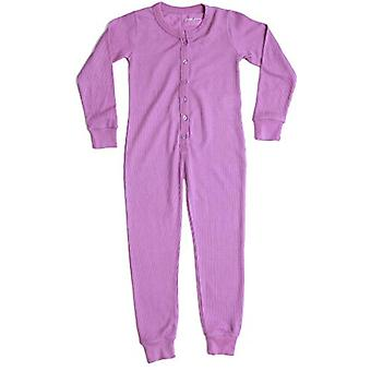 Just Love Thermal Union Suits for Girls 96363-LIL-7-8 Lilac