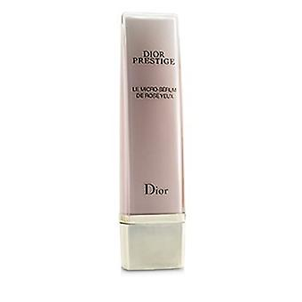 Christian Dior Dior Prestige Le Micro-serum De Rose Yeux Świetliste Mikro-nutritive Eye Serum 15ml/0.5oz
