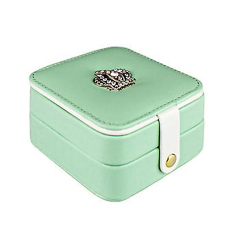 Travel box with Krona - Green