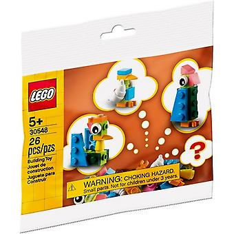 LEGO 30548 Build your own bird polybag