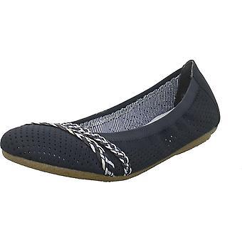 Rieker Ballerina 4146914 universal Sommer Damen Schuhe