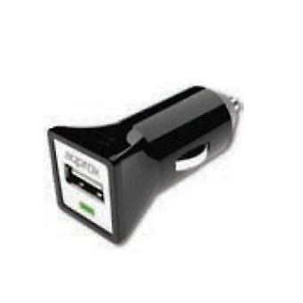 USB charger for approx car! appUSBCARB Black