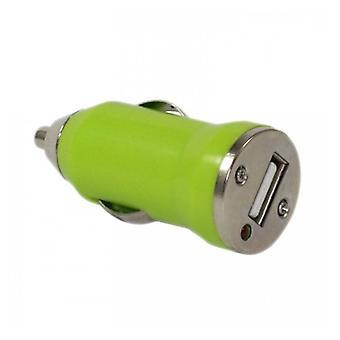 Chestii Certified® iPhone/iPad/iPod AAA + USB încărcător auto 5V-1A-încărcare rapidă-verde