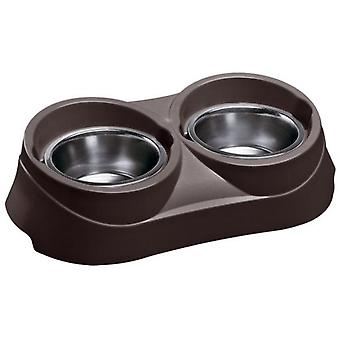 Ferplast Auge Double Feed (Chiens , Gamelles)