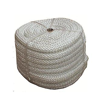 FireUp 2m White Fibreglass Rope