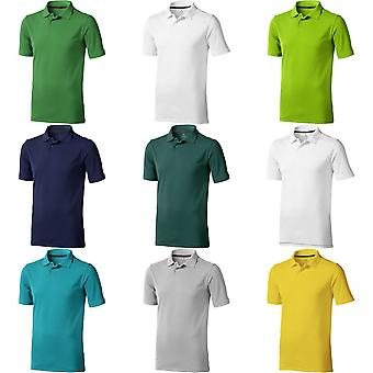 Elevate Mens Calgary Short Sleeve Polo (Pack of 2)