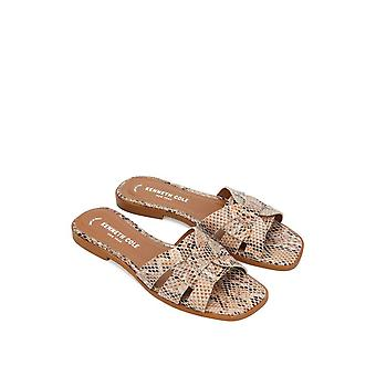 Kenneth Cole New York Women's Austine Flat Slide Sandal