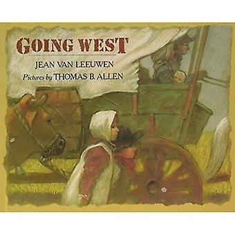 Going West (Picture Puffin Books)