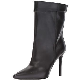 Charles David Women's Sylvie Mid Calf Boot, BLACK, 36.5 Medium EU (6,6.5,7 US)