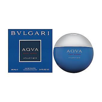Bvlgari aqva pour homme atlantiqve 3.4 oz eau de toilette spray