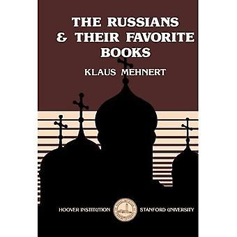 Rosjanie i ich ulubionych książek (Hoover publikacja prasowa)