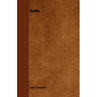 India by Strachey & John