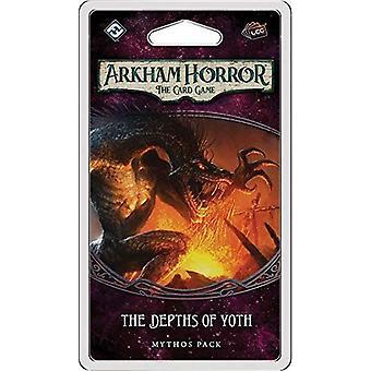 Arkham horror LCG de diepten van Yoth Mythos Expansion Pack voor kaartspel