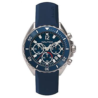 Men's Watch Nautica NAPNWP001 (44 mm) (ø 44 mm)