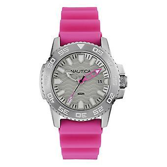 Men's Watch Nautica NAI12533G (42 mm) (Ø 42 mm)