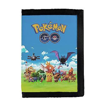 Portefeuille Pokemon Go