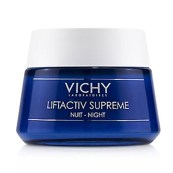 Liftactiv Supreme Night Anti-wrinkle & Firming Correcting Care Cream (for All Skin Types) - 50ml/1.67oz