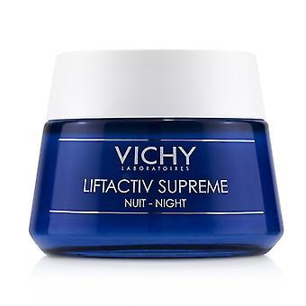 Vichy Liftactiv Supremo noite anti-rugas & amp; Firming corrigindo cuidados creme (para todos os tipos de pele)-50ml/1.67 Oz
