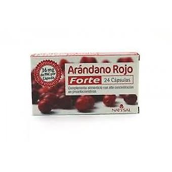 Natysal Red Cranberry Forte