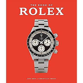 The Book of Rolex by Jens Hoy - 9781788840231 Book